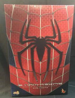 SPIDER-MAN 3 HOT TOYS MOVIE MASTERPIECE 12 INCH ACTION FIGUR