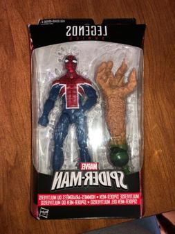 Marvel Spider-Man 6-inch Legends Series Multiverse Spider-Me