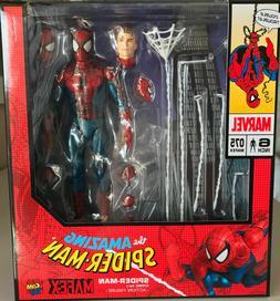 "Spider-man Amazing Comic Version 6"" Action Figure Medicom Ma"