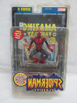 SPIDER MAN Classics Action Figure SERIES II MARVEL 2001 Toy