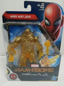 "SPIDER-MAN Far From Home Marvel's MOLTEN MAN 6"" Scale Villai"