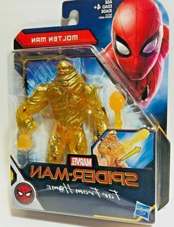 "SPIDER-MAN Far From Home Marvel's MOLTEN MAN 6"" Scale Villai"