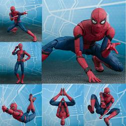Spider-Man Homecoming Super Hero PVC Movie Variable Action F