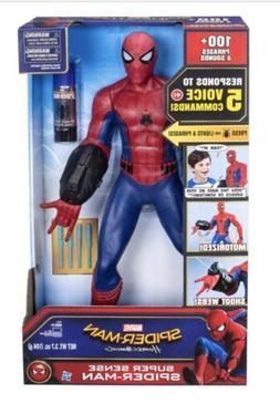Marvel Spider-Man Homecoming - Super Sense Spider-Man Action