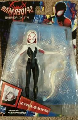 Spider-Man Into the Spider-Verse 6-inch Spider-Gwen Figure