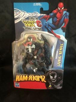 "Spider-Man Marvel Universe 3.75"" Action Figure Toxic Blast V"