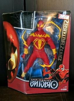 Spider-Man Origins Signature Series Iron Spider 12 Inch Acti