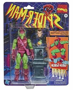 Spider-Man Retro Marvel Legends 6-Inch Action Figure Green G
