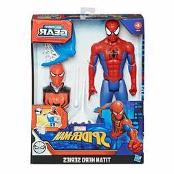 Marvel Spider-Man Titan Hero Series Blast Gear Spider-Man 12