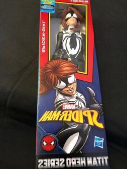 SPIDER-MAN TITAN HERO SERIES WEB WARRIORS: SPIDER-GIRL