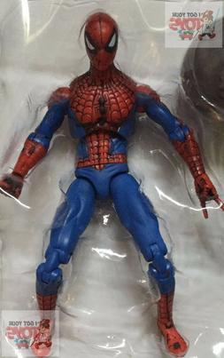 """SPIDER MAN vs THUNDERBALL Marvel Comic Pack 2009 3.75"""" INCH"""