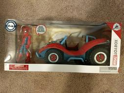 Spider-Man with Spider Mobile Playset Marvel Toybox - NIB