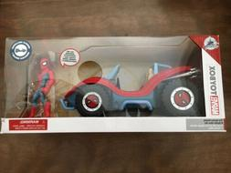 SPIDER-MAN with SPIDER-MOBILE Marvel Toybox Action Figure Di