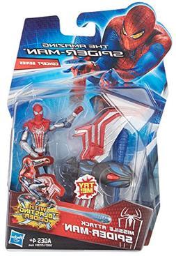 The Amazing Spider-Man Missle Attack Spider-Man 3.75 inch Ac