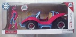 SPIDER-MOBILE & SPIDER-MAN Marvel Toybox Disney Store Legend