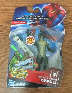 The Amazing Spider-Man Movie Action Figure, Reptile Blast Li