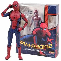 Spiderman Homecoming legend Action Figure Collectible Model