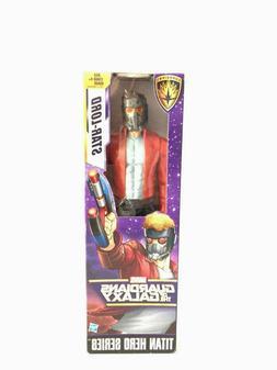 "Star Lord Titan Hero Series Guardians of the Galaxy 12"" Acti"