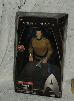 "STAR TREK COMMAND COLLECTION CAPTAIN PIKE 12"" ACTION FIGURE"