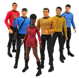 Star Trek Original Series Seven Inch Action Figure Two-Pack