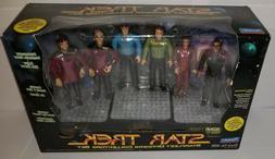 Star Trek StarFleet Officers Collector's Set Exclusive Figur