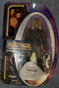 Star Trek TNG Klingon Governor Worf  All Good Things - Diamo