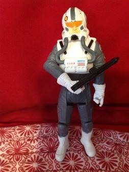 Star Wars 2004 Clone Gunship Fighter Pilot Loose Action Figu