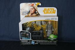 Star Wars 3.75 Solo - Rebolt and Corellien Hound figures