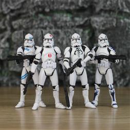 "Star Wars 3.75"" Trooper <font><b>Action</b></font> <font><b>"
