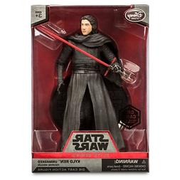 Star Wars 6 Elite Series Die-Cast Figure Kylo Ren Unmasked
