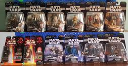 Star WarsAssorted Action FiguresVehicles LOT NO DUPLICATES R