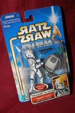 Star Wars Action Figure Clone Trooper Gunship Pilot Attack o
