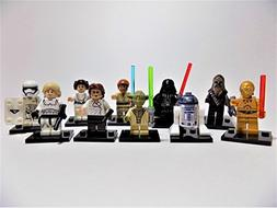 Build It Star Wars Action Figures Lego Compatible Minifigure