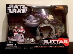 Hasbro Star Wars BATTLE PACKS: SKIRMISH IN THE SENATE 4 Figu