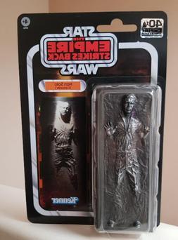 ✅ Star Wars  Black Series 40th Anniversary Han Solo Carbon