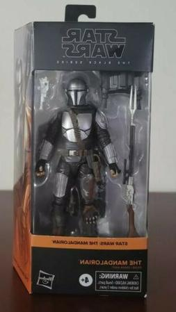 Star Wars Black Series 6-inch The Mandalorian Beskar Armor I