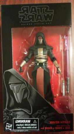 "Star Wars Black Series 6"" Inch Darth Revan Action Figure NIB"