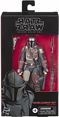 Star Wars Black Series 6 inch The Mandalorian Action Figure