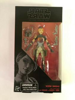 """Star Wars Black Series 6"""" Sabine Wren Action Figure Brand Ne"""