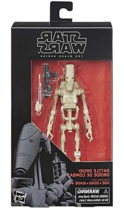 Star Wars Black Series Battle Droid Action Figure 6¨ Hasbro