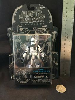 "Star Wars Black Series CAPTAIN REX 3.75"" Clone Wars Action F"