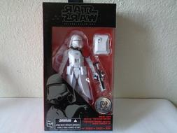 Star Wars Black Series - First Order Snowtrooper Officer 6""