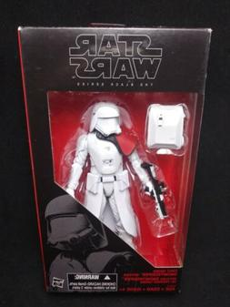 Hasbro Star Wars Black Series First Order Snowtrooper Office
