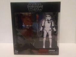 """Star Wars Black Series Stormtrooper w/ Blast Accessories 6"""""""