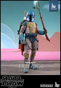 """Hot Toys Star Wars Boba Fett  Exclusive 1/6 Scale 12"""" Figure"""