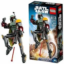 LEGO Star Wars: Return of the Jedi Boba Fett 75533 Building