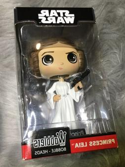 Star Wars Classic - Princess Leia Funko Wacky Wobbler Toy Bo