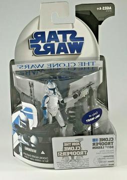 Star Wars Clone Wars 501st Legion Clone Trooper Walmart Excl