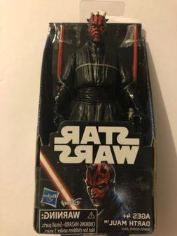 Star Wars Darth Maul Action Figure w/ 2 Light Saber's  6 Inc