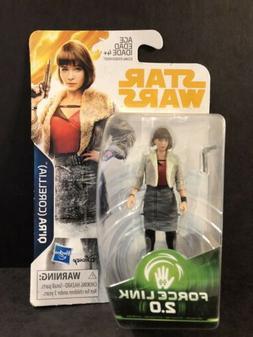 Star Wars Disney Hasbro Force Link 2.0 QI'RA Corellia Action